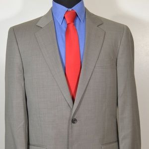 Jos A Bank 40L Sport Coat Blazer Suit Jacket